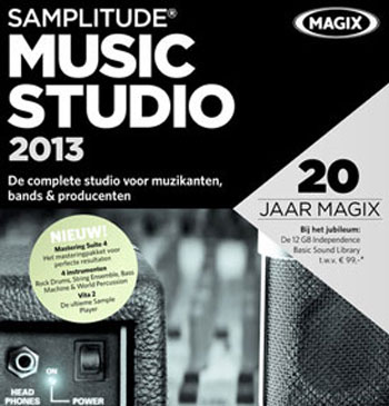 MAGIX-Samplitude-Music-Studio
